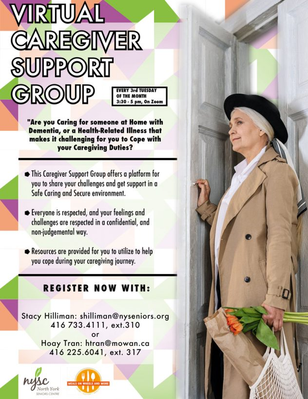 CAREGIVERS-SUPPORT-Group